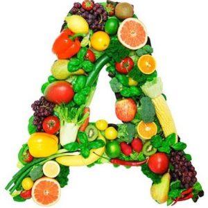 Vitamine A / Beta caroteen als provitamine A