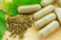 Organic capsules